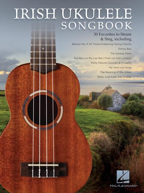 Hal Leonard Hal Leonard Strum & Sing: Irish Ukulele Songbook
