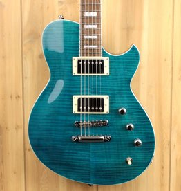 Reverend Reverend Roundhouse in Turquoise