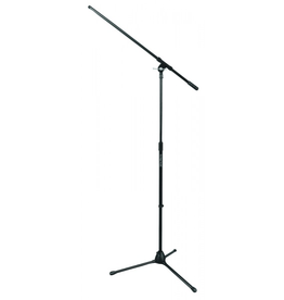 On Stage On Stage - Euro Boom Tripod Microphone Stand