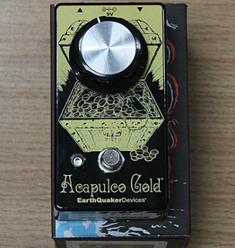 EarthQuaker Earthquaker Acapulco Gold Power Amp Distortion  V2