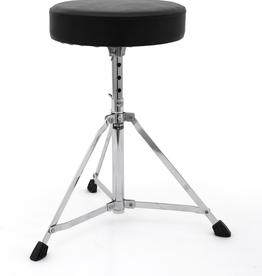 Mapex Rebel Single Braced Entry Level 3-Leg Round Throne w/5-Position Bolt-Lock Adjustment