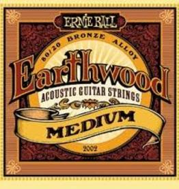 Ernie Ball Ernie Ball Earthwood Acoustic Guitar Strings Md 13-56