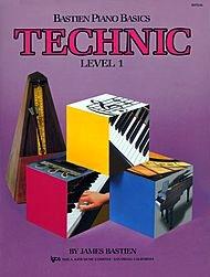 Bastien Piano Basics, Level 1, Technic