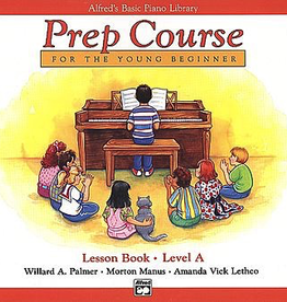 Alfred Publishing Alfred's Basic Piano Prep Course - Lesson Book: Level A
