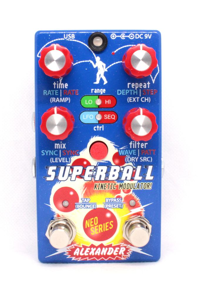 Alexander Alexander Super Ball Kinetic Modulator