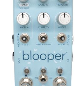 Chase Bliss Chase Bliss Audio Blooper Bottomless Looper