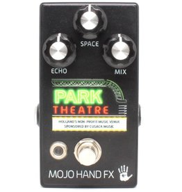 Mojo Hand FX Mojo Hand FX Park Theatre Reverb