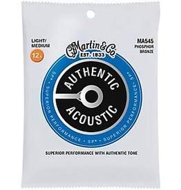 Martin Martin Authentic Acoustic SP Light/Medium, 12.5-55