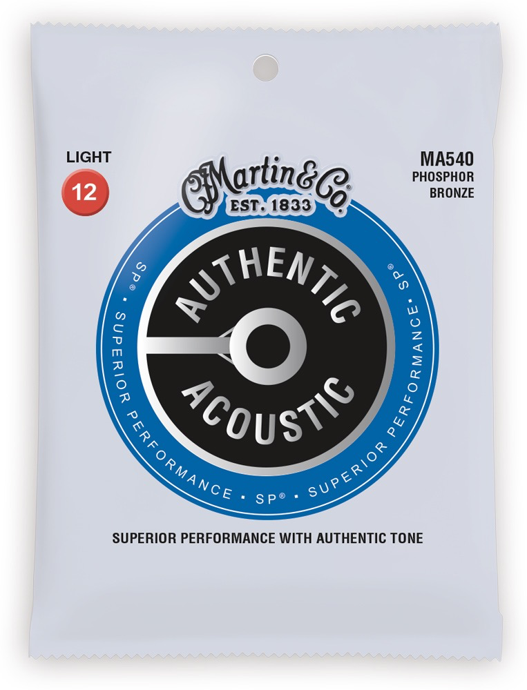 Martin Martin Authentic Acoustic Light, 12-54