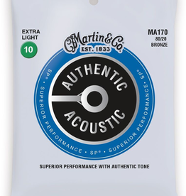 Martin Martin Authentic Acoustic Extra Light, 10-47