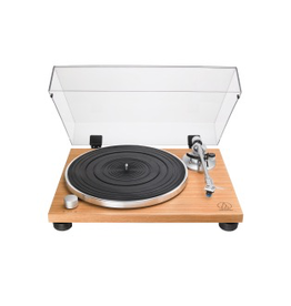 Audio-Technica Audio-Technica AT-LPW30TK Fully manual belt-drive turntable, simulated teak veneer