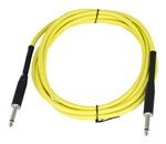 Peavey Peavey PV 10' Yellow Inst Cable