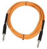 Peavey Peavey PV 10' Orange Inst Cable