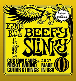 Ernie Ball Ernie Ball Beefy Slinky 11-54 Electric Guitar Strings