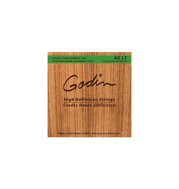 Godin Godin A6 LT .12 Phosphor Bronze Acoustic Strings