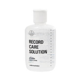 Audio-Technica Audio-Technica AT634a Record care solution (2 fl oz/60 ml) for use with the AT6012 record care kit