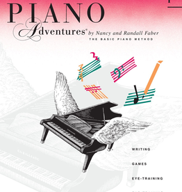 Hal Leonard Hal Leonard Faber Piano Adventures Level 1 - Theory Book