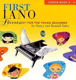 Hal Leonard Hal Leonard My First Piano Adventure, Lesson Book A