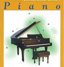 Alfred Publishing Alfred's Basic Piano Course - Lesson Book: Level 3