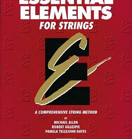 Hal Leonard Hal Leonard Essential Elements for Strings- Book One for Double Bass