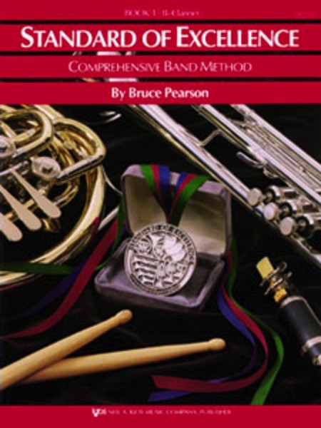 Standard of Excellence: Flute Book 1