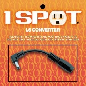 Visual Sound One Spot L6 Converter