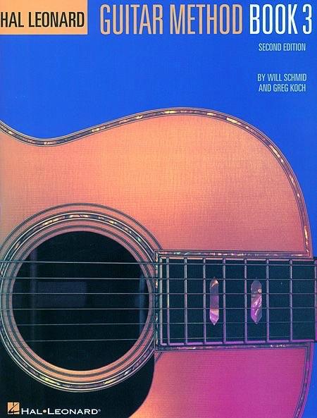 Hal Leonard Hal Leonard Guitar Method Book 3