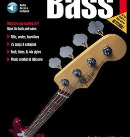 Hal Leonard Hal Leonard FastTrack Bass Method - Book 1
