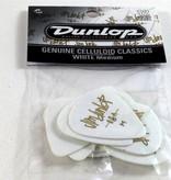 Dunlop Dunlop Celluloid Standard Classics Medium Guitar Picks — 12-Pack