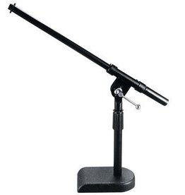 On Stage On-Stage Bass Drum/Boom Combo Mic Stand