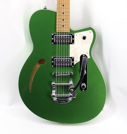 Reverend Reverend Club King RB – Bigsby in Metallic Emerald