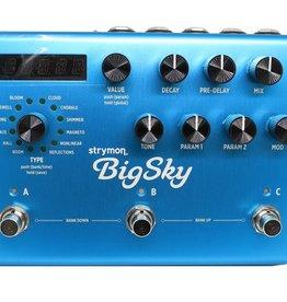 Strymon BigSky Reverberator - Multi-reverb effect pedal