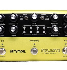 Strymon Volante - Magnetic drum and tape echo delay effect pedal