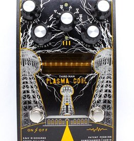 Third Man Third Man / Gamechanger Audio Plasma Black Coil Pedal