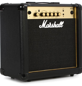 Marshall Marshall MG15G - 15 Watt 1x8 combo with 2 channels & MP3 input