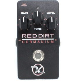 Keeley Keeley Red Dirt Germanium / Limited Availability, Special NOS Germanium Transistor equipped Red Dirt Overdrive
