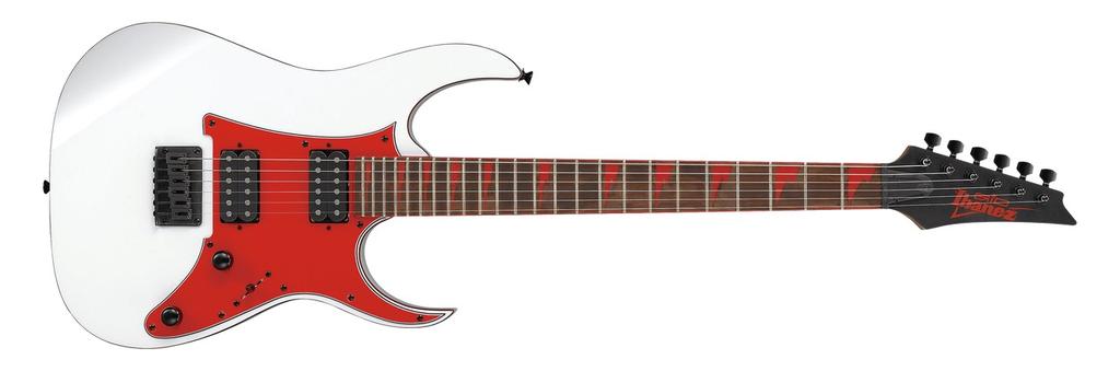 Ibanez Ibanez GIO RG 6str Electric Guitar - White