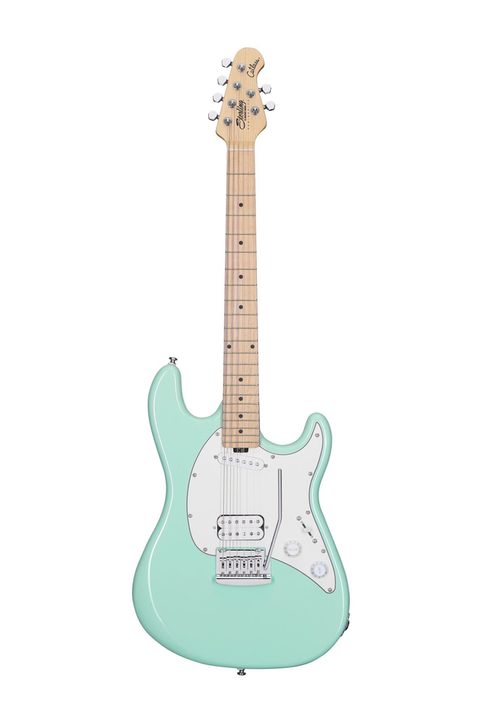 Sterling by Music Man S.U.B. Series Cutlass Short Scale HS in Mint Green