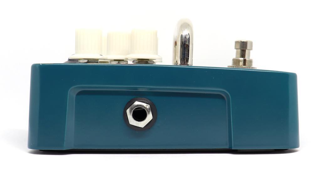 Orange Orange Compressor, analogue optical class A compression, transparent buffered bybass, 9v, internal charge pump to 18v
