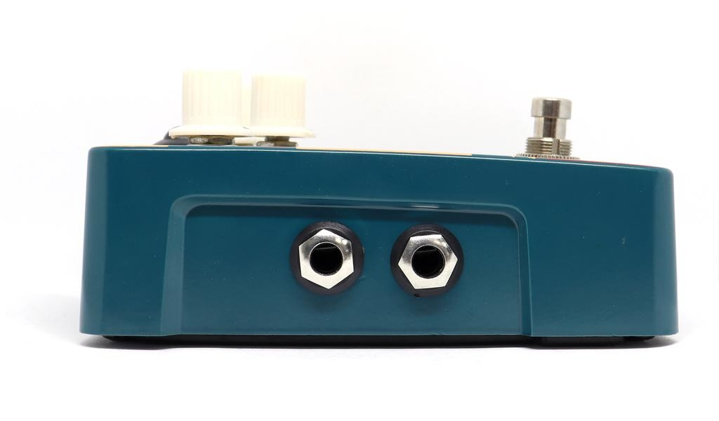 Orange Orange Drive/70s amp pedal with CabSim/headphone out, transparent buffered bypass