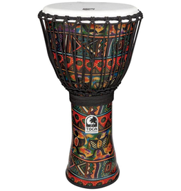 "Toca Toca Freestyle II Djembe 9"" African Dance"