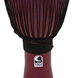 "Toca Toca Freestyle II Djembe 10"" Red"