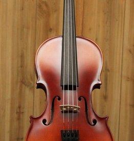 Krutz Krutz Series 200 4/4 Violin w/ Case & Bow<br />Seasoned spruce top; Seasoned maple back, ribs and scroll; Medium flame