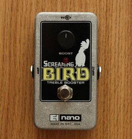 Electro Harmonix Electro Harmonix Screaming Bird Treble Booster Effect Pedal