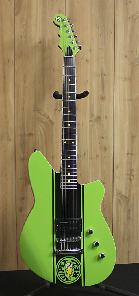 Reverend Reverend Super Rev — '69 Lime