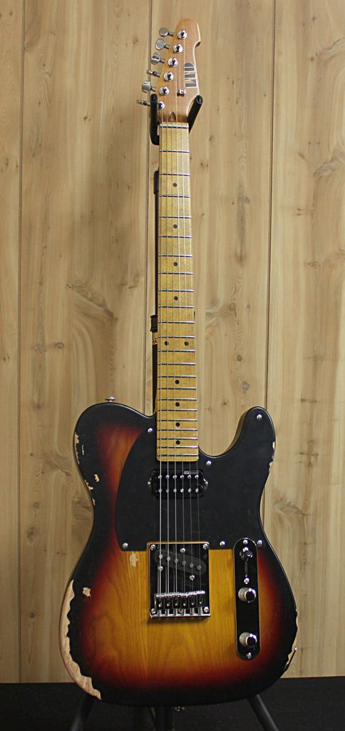 LTD TE-254 Distressed 3 Tone Burst