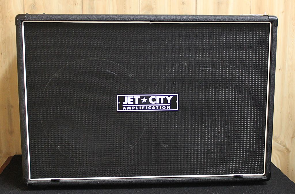 Jet City Used Jet City JCA24CV 2x12 Cabinet