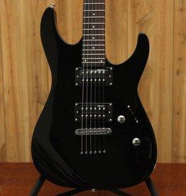 LTD LTD M-10 Electric Guitar in Black w/gig bag