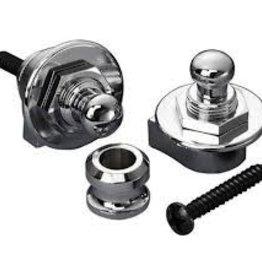 Schaller Schaller Strap Lock System in Nickel