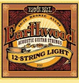 Ernie Ball Ernie Ball Earthwood 12 String Acoustic Strings